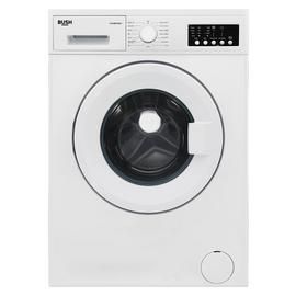 Bush WMNB812EW 8KG 1200 Spin Washing Machine - White