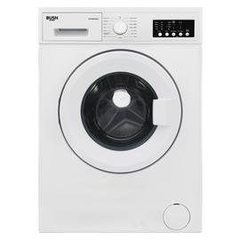 Bush WMNB912EW 9KG 1200 Spin Washing Machine - White