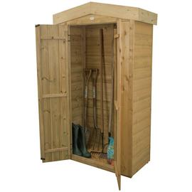 Forest Shiplap Apex Tall Garden Store - Pressure Treated Best Price and Cheapest