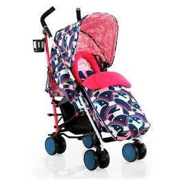 Cosatta Supa 2018 Stroller - Magic Unicorns