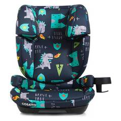 Cosatto Skippa Fix Groups 2-3 Car Seat - Dragons