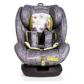 Cosatto All in All Group 0+/1/2/3 ISOFIX Car Seat - Multi