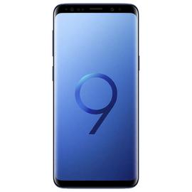 SIM Free Samsung Galaxy S9 64GB Mobile Phone - Coral Blue