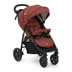 Joie Litetrax 4 Wheeler Pushchair - Brick Red