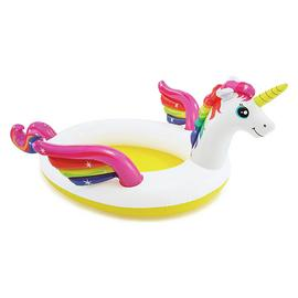 Intex Mystic Unicorn Spray Paddling Pool