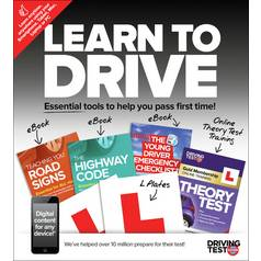 Learn To Drive Theory Test PC Software