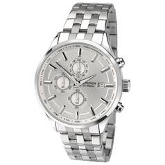 Sekonda Men's Classique Stainless Steel Chronograph Watch