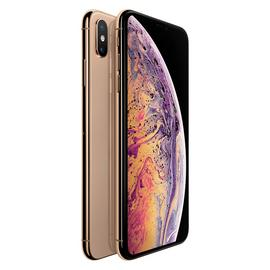 Sim Free iPhone Xs Max 64GB Mobile Phone - Gold