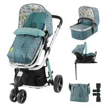 Giggle ISOFIX Travel System & Accessories - Fjord