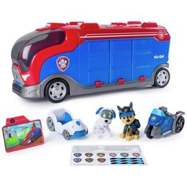 PAW Patrol Mission Cruiser with Robo Dog & Vehicle