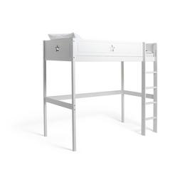 Argos Home Stars White High Sleeper Bed Frame