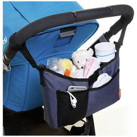 Dreambaby Strollerbuddy On-The-Go Bag – Blue