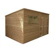 more details on Mercia Pressure Treated Pent Shed - 12 x 8ft