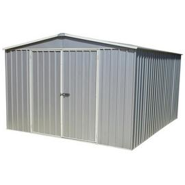 Mercia Absco Regent Metal Shed - 3 x 3.66m