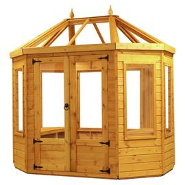 Mercia Octagonal Greenhouse - 8 x 6ft