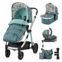 WOW ISIZE Travel System & Accessories - Fjord