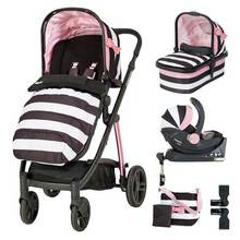 Wow ISIZE Travel System & Accessories Bundle - Golightly 3