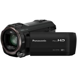 Panasonic HCV770 Full HD Camcorder - Black