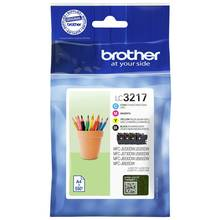 Brother LC3217 B/C/M/Y Ink Cartridges