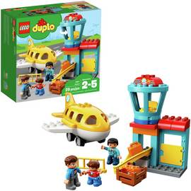 LEGO DUPLO My Town Airport and Airplane Toy - 10871