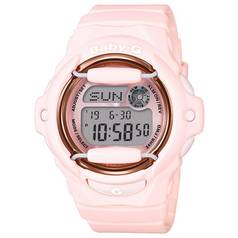 Casio Baby-G Pink World Time Telememo Digital Watch