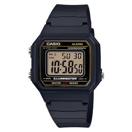 Casio Men's Black Resin Strap Illuminator Watch