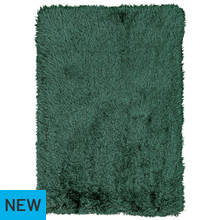 Heart of House Bliss Rug - 170x110cm - Emerald