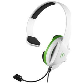 Turtle Beach Recon Chat Xbox One, PS4, PC Headset - White