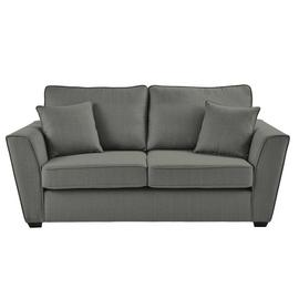 Argos Home Renley 2 Seater Fabric Sofa - Charcoal