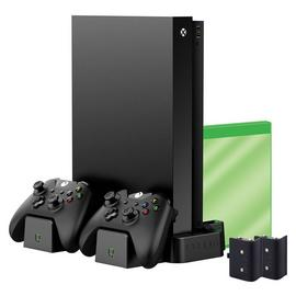Venom Vertical Charging Stand for Xbox One - Black