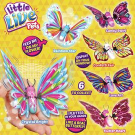 Little Live Pets Flutter Wings Butterflies