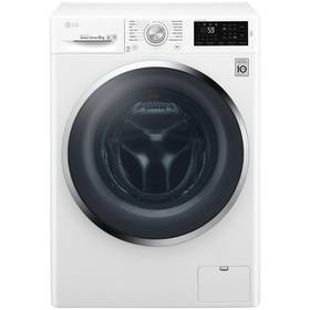LG W5J6TN2W 8KG 1400 Spin Washing Machine - White