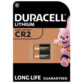 Duracell High Power Lithium CR2 Battery 3V - Pack of 2