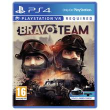 Bravo Team VR PS4 Game