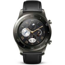 Huawei Watch 2 Classic Smart Watch - Titanium Grey