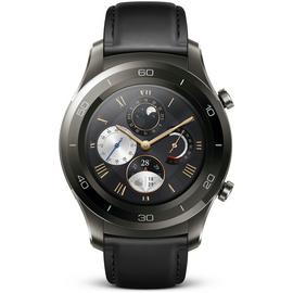 Huawei Watch 2 Classic Smart Watch - Titanium Grey