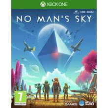 No Man's Sky Xbox One Pre-Order Game