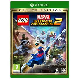 Lego Marvel Super Heroes 2 Deluxe Edition Xbox One Game