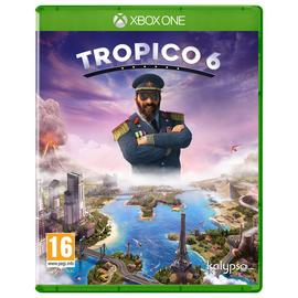 Tropico 6 Xbox One Game