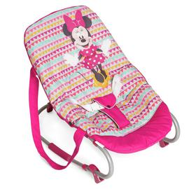 Disney Rocky Bouncer - Minnie Pink