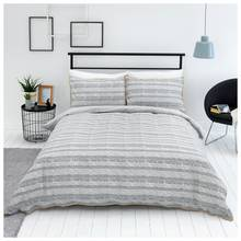 Sainsbury's Home Helsinki Dash Bedding Set - Kingsize