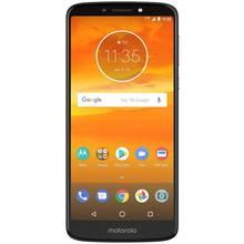 SIM Free Motorola E5 Plus Mobile Phone - Flash Grey