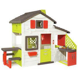 SMOBY Friends House Playhouse n Kitchen