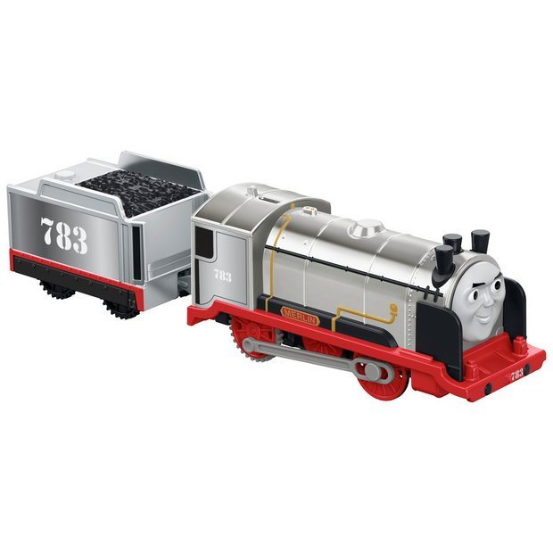 Buy Thomas & Friends TrackMaster Merlin the Invisible Engine | Toy trains |  Argos