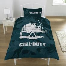 Call of Duty Skull Duvet Set - Single