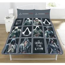 Assassins Creed Legacy Duvet Set - Double