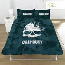 Call of Duty Skull Duvet Set - Double