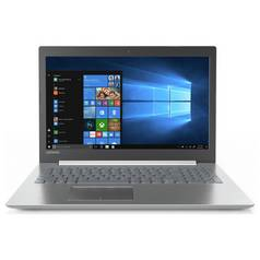 Lenovo IdeaPad 320 15.6 Inch i3 4GB 2TB Laptop - Grey
