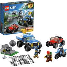LEGO City Dirt Road Pursuit - 60172