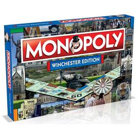 Winchester Monopoly Board Game